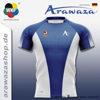 Arawaza Sport T-Shirt 13 S | Noir / Blanc
