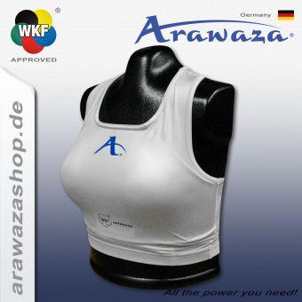 Arawaza Ensemble de protection de la poitrine, WKF approved