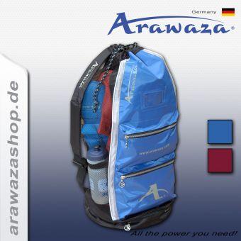 Arawaza Gear Bag, Sac de transport Rouge