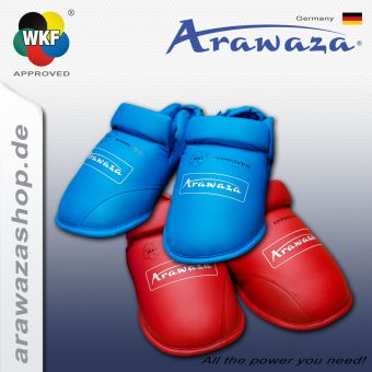 Instep seulement WKF Approved