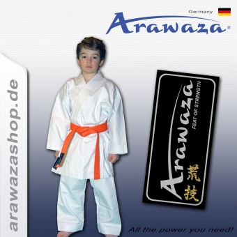Arawaza Middleweight, WKF approved