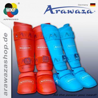 Arawaza Protection des tibias et du cou-de-pied
